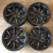 "Black Racing. 6.0x14"", 4x114.30, ET40, ЦО 73,0 мм."