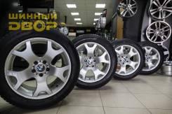 """Оригинальные разноширокие диски и шины R19 BMW без пробега по РФ. 9.0/10.0x19"""" 5x120.00 ET48/45 ЦО 72,6мм."""