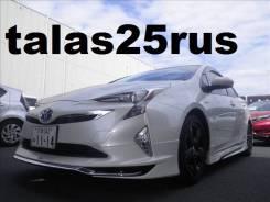 Спойлер. Toyota Prius, ZVW50, ZVW50L, ZVW51, ZVW55