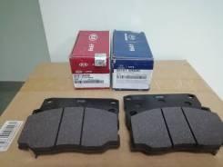 Колодки тормозные HD65, HD72, HD78. Hyundai/kia 581015HA30. Оригинал