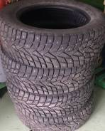 Dunlop Grandtrek Ice02. Зимние, шипованные, 2017 год, износ: 5%, 4 шт