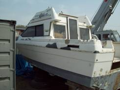 Bayliner. 1990 год год, длина 7,50м., двигатель подвесной