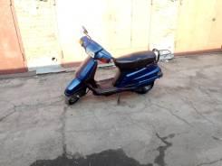 Yamaha Riva 125. 125куб. см., исправен, без птс, с пробегом