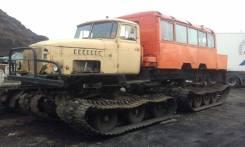 Урал 5920. Снего-болотоход УРАЛ 5920