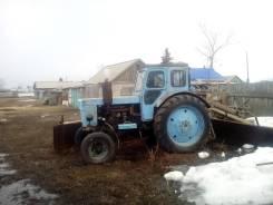 ЛТЗ Т-40АМ. Трактор Т40, 50 л.с. (36,8 кВт)