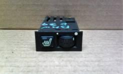 Кнопка подогрева сиденья с корректором - BMW 5-Series, ) 61318352259