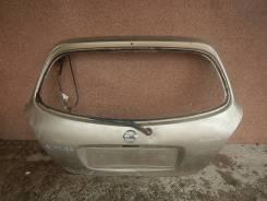 Дверь задка, Nissan (Ниссан)-Альмера N16,
