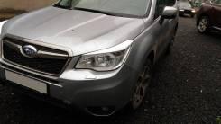 Накладка на фару. Subaru Forester, SJ, SJ5, SJ9, SJD, SJG