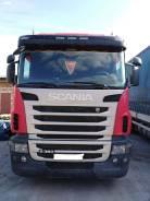 Scania G380. Седельный тягач Scania G, 4x2