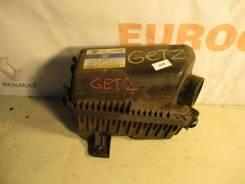 Корпус воздушного фильтра. Hyundai Getz, TB Двигатели: D3EA, D4FA, G4EA, G4EDG, G4EE, G4HD, G4HG
