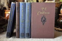 Р. Л. Стивенсон Собрание сочинений в 5-ти томах ( разнобой )