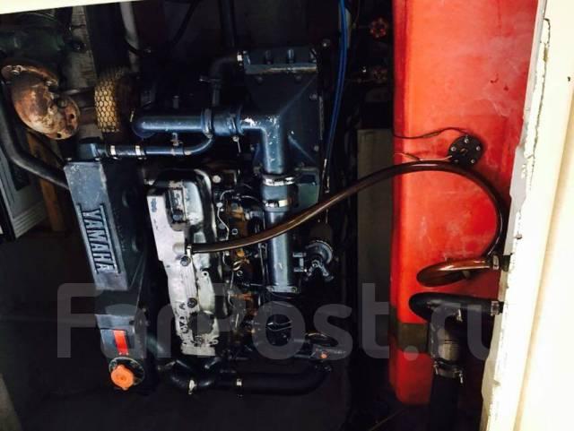 Yamaha YDX. Год: 1995 год, длина 8,50м., двигатель стационарный, 130,00л.с., дизель