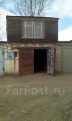 Продам гараж. улица Труда 8а, р-н черновский, 24кв.м., электричество, подвал.