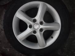 "Комплект колес 205/60R16 Suzuki SX-4. 6.0x16"" 5x114.30 ET50 ЦО 60,1мм."