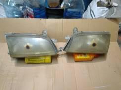 Продаю передние фары тойота калдина кузов 190 (96-97г)