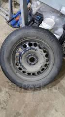 Запасное колесо 195/60 R15 штамповка Opel Astra G. 6.0x15 4x100.00 ET49