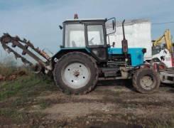 ЧМЗ ЭТЦ-1609. ЭТЦ-1609 на базе трактора «Беларус-821» 2009 МТЗ (Москва) не