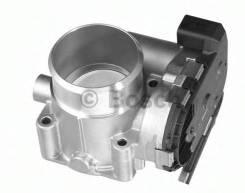 Дроссельная заслонка BOSCH электронная для AUDI / SEAT / SKODA / VW
