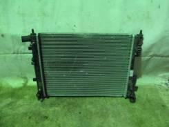 Радиатор охлаждения двигателя. Kia Rio, FB, QB Двигатели: G4FA, G4FC, G4LC