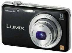 Panasonic Lumix DMC-FS40. 10 - 14.9 Мп, зум: 5х