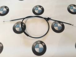 Тросик замка капота. BMW 7-Series, E65, E66, E67 Alpina B7 Alpina B Двигатели: M54B30, M67D44, N52B30, N62B36, N62B40, N62B44, N62B48, N73B60