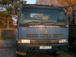 Nissan Diesel. Продам грузовик ниссан дизель, 6x4
