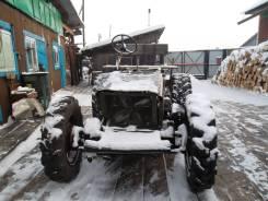 Самодельная модель. Продам самодельный трактор, 33 л.с.