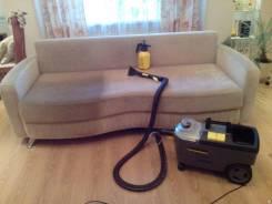Химчистка мебели выездная