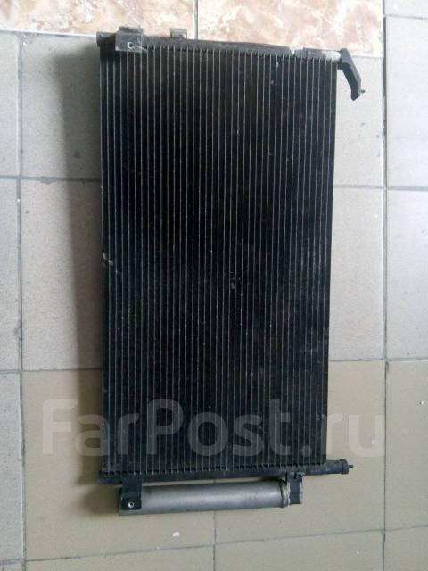 Радиатор кондиционера. Subaru Forester, SG5 Двигатели: EJ20, EJ201, EJ202, EJ203, EJ204, EJ205, EJ20A, EJ20E, EJ20G, EJ20J