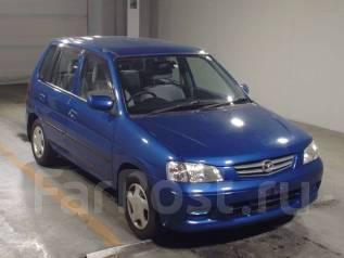 Mazda Demio. DW3W, B3