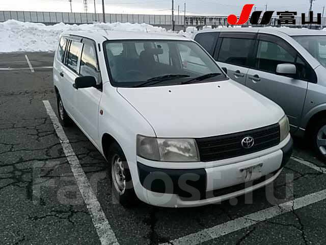 Toyota Probox. NCP50, 2NZ