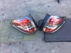 Стоп сигналы на Nissan Patrol Nismo Y62. Nissan Patrol, Y62