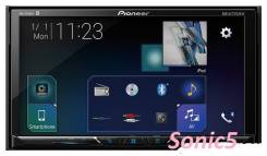 Pioneer AVH-Z5100BT /BT/DVD/USB/MP3/CD/iPod/Android проигрыватель NEW
