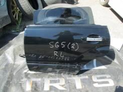Задняя левая дверь Subaru Forester SG5(2) 2007г в Сочи