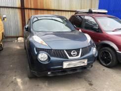 Nissan Juke. вариатор, 4wd, 1.6 (190л.с.), бензин, 1 000тыс. км