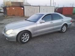 Mercedes-Benz S-Class. автомат, задний, 3.2 (199л.с.), бензин, 199 000тыс. км