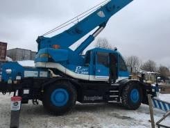 Услуги крана Kobelco-35 тонн только на долгосрочной основе.