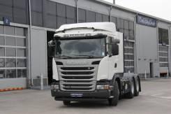 Scania. G440LA6X4HSA, 13 000куб. см., 21 000кг.