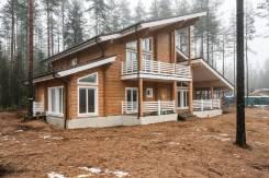 Строительство домов, бань, беседок из клееного бруса