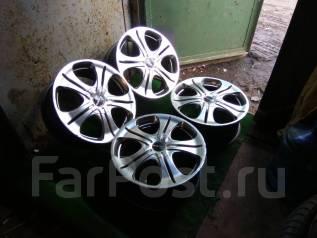 Toyota. 7.0x17, 4x114.30, 5x114.30, ET53, ЦО 73,1мм.
