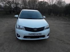 Toyota Corolla Axio. 4wd, 1.5 (103л.с.), бензин, 88 000тыс. км