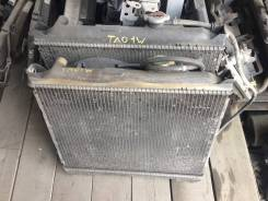 Радиатор основной Suzuki Escudo TA01W, G16A МКПП
