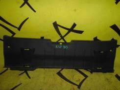 Накладка замка багажника TOYOTA VITZ KCP90