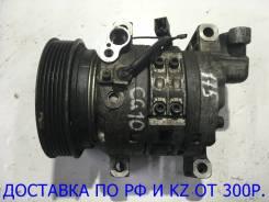 Компрессор кондиционера. Nissan March, AK11, ANK11, FHK11, HK11, K11 Двигатели: CG10DE, CG13DE, CGA3DE