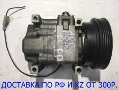 Компрессор кондиционера. Mazda Training Car, GF8P Mazda Premacy, CP8W Mazda Capella, GF8P, GFEP, GFER, GFFP, GW5R, GW8W, GWER, GWEW, GWFW Двигатель FP...
