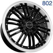 """Sakura Wheels R820. 7.5x17"""", 5x114.30, ET38, ЦО 73,1мм."""