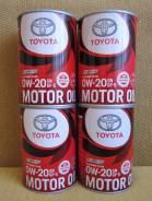 Toyota. Вязкость 0W20, синтетическое