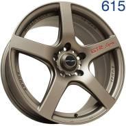 """Sakura Wheels 3718Z. 7.5x17"""", 5x114.30, ET40, ЦО 73,1мм."""