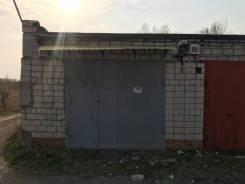 Гаражи капитальные. улица Жуковского 44, р-н Железнодорожный, 42кв.м., электричество, подвал.