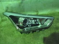 Фара правая Hyundai Creta 2016>
